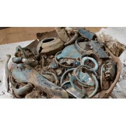 Во Франции найден клад с артефактами, которым почти 3000 лет