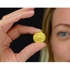 Редкая монета за 20 млн рублей