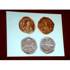 История фальшивки: как византийская монета попала на Новгородскую землю?