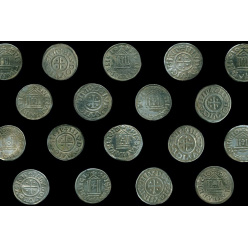 В Польше найден уникальный 1100-летний клад монет Каролингов