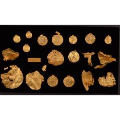 В Дании нашли уникальный золотой клад