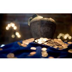 В Вильнюсском районе нашли клад с монетами XIV века