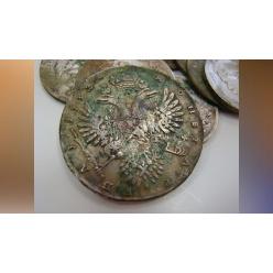 В Липецкой области нашли клад из восьми тысяч монет